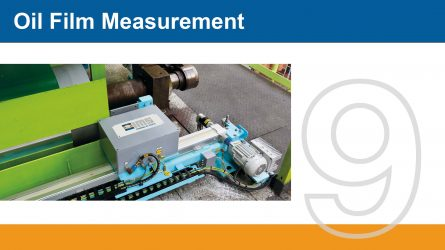 IMS Oil film measurement