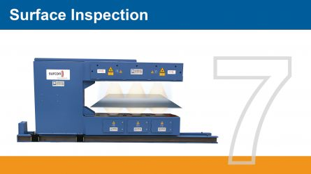 IMS surcon 2D surface inspection