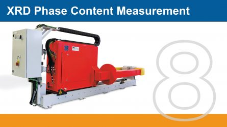 XRD Phase content measurement